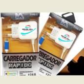 CARREGADOR TIPO C em Penaforte, CE por Online Cell