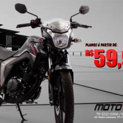 Locação de Motos - Aracaju em Botucatu, SP por Moto e Cia Aracaju