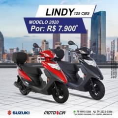Haojue Lindy 125 CBS - 2020 em Aracaju, SE por Moto e Cia Aracaju