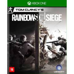 Tom Clancy's Rainbow Six Siege - XBOX ONE (Usado) em Tietê, SP por IT Computadores e Games