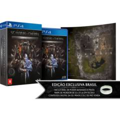 Middle-earth Shadow of War Edição Limitada - PS4