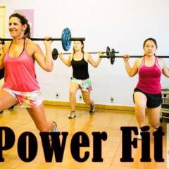 Aulas de Power Fit
