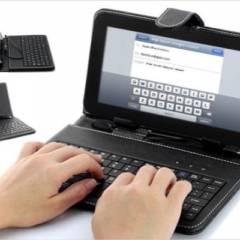 Capa para Tablet com teclado