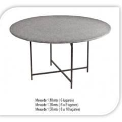 Locação de mesas