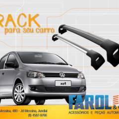Rack Para seu Carro!