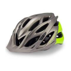 Capacete Ciclismo Absolute Wild com Led e Regulagem para Mtb Speed