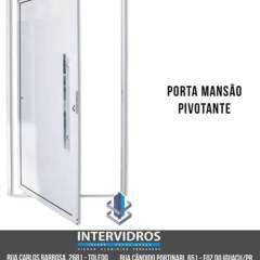 PORTA MANSÃO PIVOTANTE