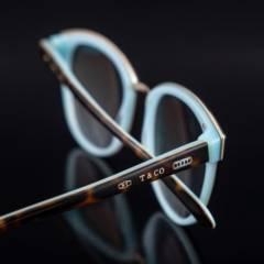 Armação de óculos Tiffany & Co