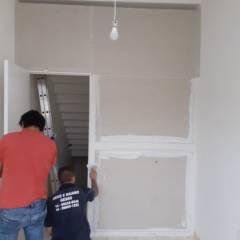 Parede de dry wall