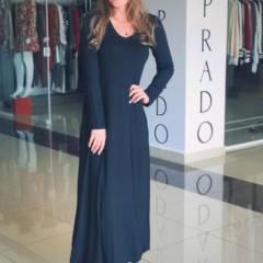 Vestido longo Madri em Americana, SP por Mulher Atual