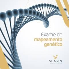 Exame de Mapeamento Genético