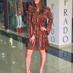 Vestido Patrícia em Americana, SP por Mulher Atual