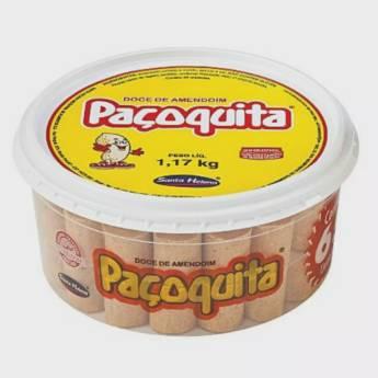 Comprar o produto de Paçoca Desembrulhada Clamel  em Alimentos e Bebidas pela empresa Eloy Festas em Jundiaí, SP por Solutudo