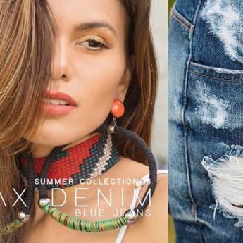 Comprar o produto de Calça Jeans Feminina  em Moda Feminina pela empresa Lojas Conceito Confecções e Calçados - Vestindo e Calçando Toda a Família em Atibaia, SP por Solutudo