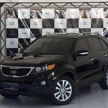 Comprar o produto de KIA SORENTO – 3.5 V6 GASOLINA EX 7L 4WD AUTOMÁTICO 2010/2011 em Sorento em Botucatu, SP por Solutudo