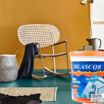 Comprar o produto de TINTA BLASCOR STANDERD em Tintas Acrílicas em Foz do Iguaçu, PR por Solutudo