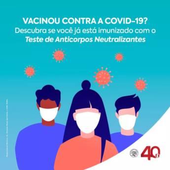 Comprar o produto de Anticorpos Neutralizantes para Covid-19 em A Classificar em Jundiaí, SP por Solutudo