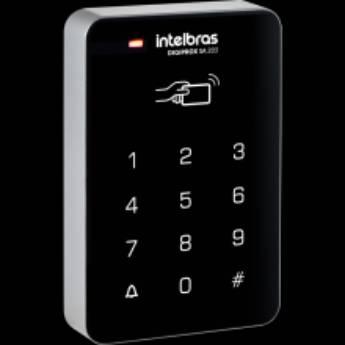 Comprar o produto de Controlador de acesso 125kHz Digiprox SA 203 Intelbras em Comércio pela empresa Nksec Segurança e Tecnologia em Jundiaí, SP por Solutudo
