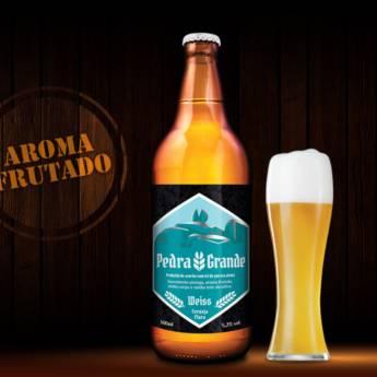 Comprar o produto de Cerveja • Pedra Grande Weiss em Cervejas em Atibaia, SP por Solutudo
