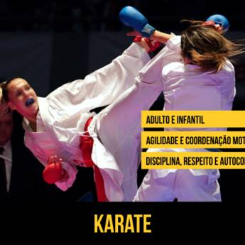 Comprar o produto de Aulas de Karatê Shotokan em Aulas e Cursos Esportivos em Jundiaí, SP por Solutudo