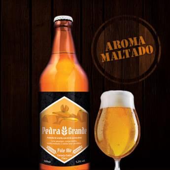 Comprar o produto de Cerveja • Pedra Grande Pale Ale em Cervejas em Atibaia, SP por Solutudo