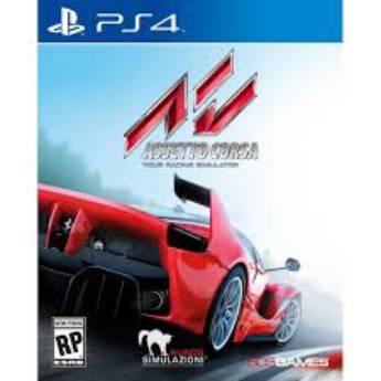 Comprar o produto de Assetto Corsa (seu simulador de corrida) - PS4 em Jogos Novos em Tietê, SP por Solutudo