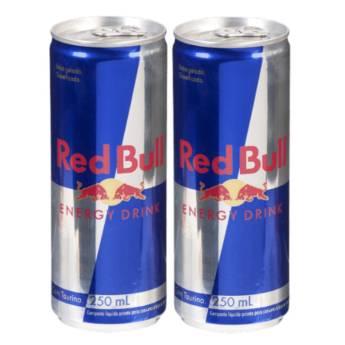 Comprar o produto de Bebida • Energético Redbull em Outras Bebidas pela empresa Old Home Burger Gourmet  em Atibaia, SP por Solutudo