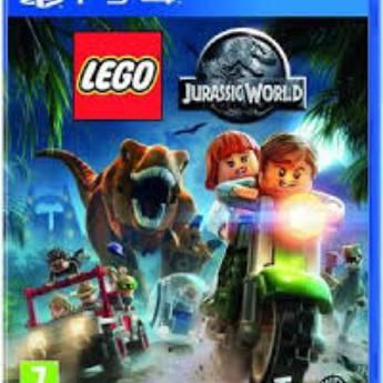 Comprar o produto de Lego Jurassic World - PS4 em Jogos Novos pela empresa IT Computadores, Games Celulares em Tietê, SP por Solutudo