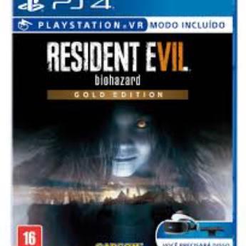 Comprar o produto de Resident Evil 7 Gold Edition em Jogos Novos pela empresa IT Computadores, Games Celulares em Tietê, SP por Solutudo