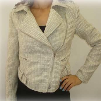 Comprar o produto de Casaco tweed E-ZONE em Roupas e Acessórios pela empresa Loja Ego - Moda Feminina Multimarcas em Botucatu, SP por Solutudo