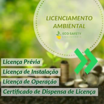 Comprar o produto de Licenciamento Ambiental  em Serviços Ambientais em Americana, SP por Solutudo