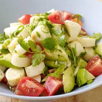 Comprar o produto de Salada de Palmito    em Guarnições em Atibaia, SP por Solutudo