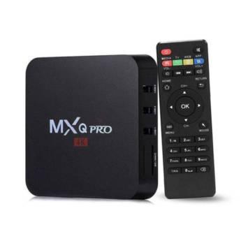 Comprar o produto de TV BOX MXQ PRO 4K Original em Eletrônicos, Áudio e Vídeo em Botucatu, SP por Solutudo
