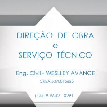 Comprar o produto de Direção de Obra e Serviço Técnico  em Engenharia - Engenheiros em Botucatu, SP por Solutudo