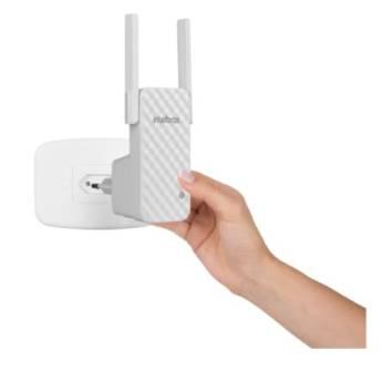 Comprar o produto de Repetidor Wi-fi N300 Mbps IWE 3001 Intelbras em Routers em Jundiaí, SP por Solutudo
