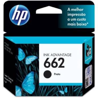 Comprar o produto de Cartucho HP 662 em Impressoras em Jundiaí, SP por Solutudo