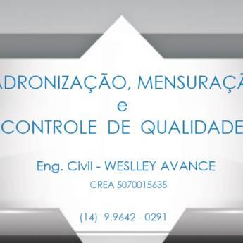 Comprar o produto de Controle de Qualidade em Engenharia - Engenheiros em Botucatu, SP por Solutudo