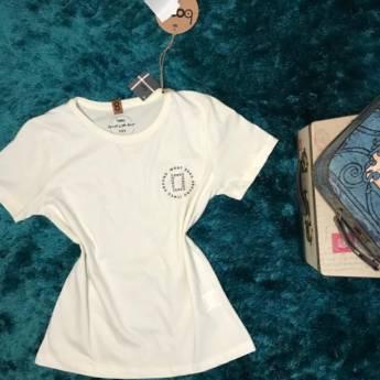 Comprar o produto de T-Shirt eco change BOOQ em Roupas e Acessórios pela empresa Loja Ego - Moda Feminina Multimarcas em Botucatu, SP por Solutudo