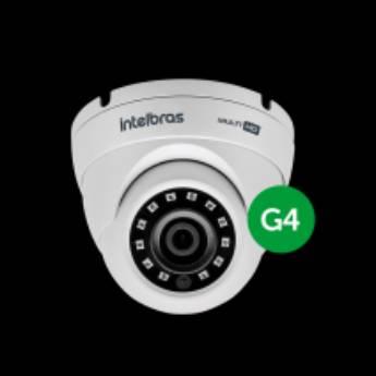 Comprar o produto de Câmera infravermelho Multi HD VHD 3120 D G4 Intelbras em Câmeras Dome pela empresa Nksec Segurança e Tecnologia em Jundiaí, SP por Solutudo