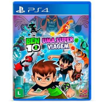 Comprar o produto de Ben 10 Super viagem - PS4 em Playstation 4 em Tietê, SP por Solutudo