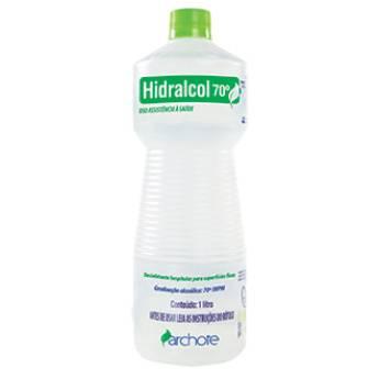 Comprar o produto de Agifácil Álcool 70º - Archote 1 litro em Outros em Jundiaí, SP por Solutudo