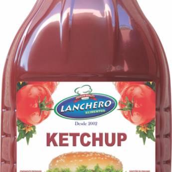 Comprar o produto de Ketchup Lanchero Galão 3,3kg em Alimentos e Bebidas pela empresa TRESKOS em Botucatu, SP por Solutudo