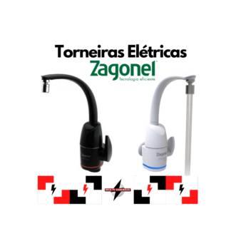 Comprar o produto de Torneiras Elétricas em Materiais Hidráulicos pela empresa Multi Energia Instalações e Materiais Elétricos  em Atibaia, SP por Solutudo
