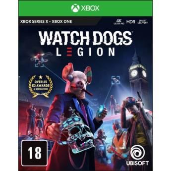 Comprar o produto de Watch Dogs Legion - XBOX ONE em Jogos Novos pela empresa IT Computadores, Games Celulares em Tietê, SP por Solutudo