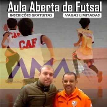Comprar o produto de Aula aberta de Futsal em A Classificar pela empresa CAF - Centro de Atividade Física em Boituva, SP por Solutudo