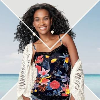 Comprar o produto de Blusinhas Malwee em Moda Feminina pela empresa Lojas Conceito Confecções e Calçados - Vestindo e Calçando Toda a Família em Atibaia, SP por Solutudo