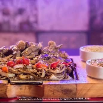 Comprar o produto de Porção • Picanha Maturatta Acebolada em Porções pela empresa Old Home Burger Gourmet  em Atibaia, SP por Solutudo