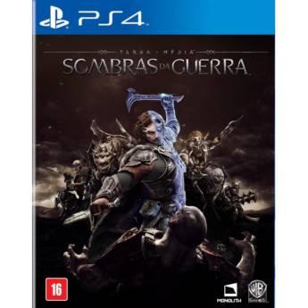 Comprar o produto de Middle-earth Shadow of War Edição Limitada - PS4 em Jogos Novos pela empresa IT Computadores, Games Celulares em Tietê, SP por Solutudo