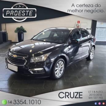 Comprar o produto de CRUZE LT 1.8 AUTO em Concessionárias em Botucatu, SP por Solutudo