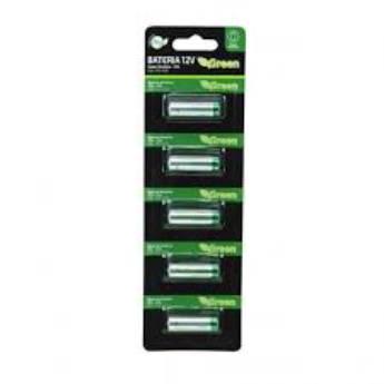 Comprar o produto de Bateria 27A - Green em Chaveiros em Foz do Iguaçu, PR por Solutudo